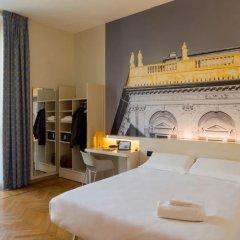 Отель B&B Hotel Genova Италия, Генуя - 2 отзыва об отеле, цены и фото номеров - забронировать отель B&B Hotel Genova онлайн комната для гостей фото 2