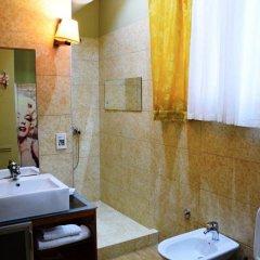 Отель Eagle Hotel Албания, Тирана - отзывы, цены и фото номеров - забронировать отель Eagle Hotel онлайн ванная