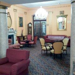 Отель Bristol интерьер отеля