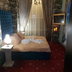 Гостиница Golden Номер Делюкс с различными типами кроватей