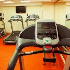 Гостиница Аквамарин фитнесс-зал