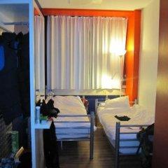 Отель Generator Berlin Prenzlauer Berg Стандартный номер с различными типами кроватей фото 8