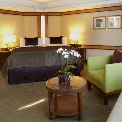 Отель Intercontinental Prague 5* Номер Делюкс фото 2