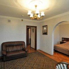 Гостиница Даниловская 4* Люкс двуспальная кровать фото 2