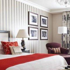 Four Seasons Hotel Prague 5* Улучшенный номер с различными типами кроватей