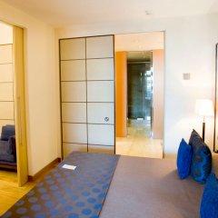 Отель Eurostars Grand Marina 5* Полулюкс с различными типами кроватей