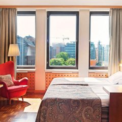 Original Sokos Hotel Vaakuna Helsinki 3* Стандартный номер с различными типами кроватей фото 2