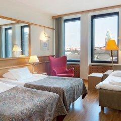 Original Sokos Hotel Vaakuna Helsinki 3* Стандартный номер с разными типами кроватей фото 4
