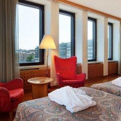 Original Sokos Hotel Vaakuna Helsinki 3* Стандартный номер с разными типами кроватей фото 5