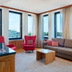 Original Sokos Hotel Vaakuna Helsinki 3* Улучшенный номер с разными типами кроватей