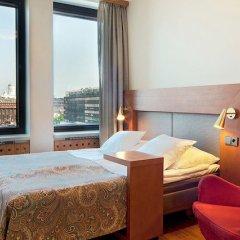 Original Sokos Hotel Vaakuna Helsinki 3* Стандартный номер с разными типами кроватей фото 3