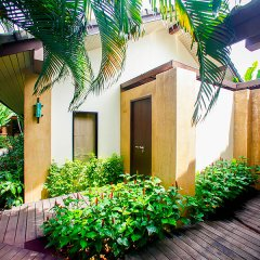 Phuket Island View Hotel 4* Бунгало фото 4