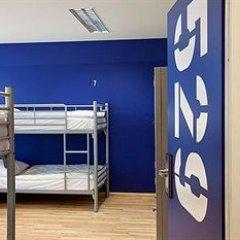 Отель Generator Berlin Prenzlauer Berg Кровать в общем номере с двухъярусной кроватью фото 2