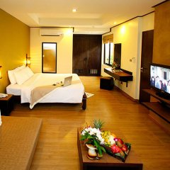 Phuket Island View Hotel 4* Бунгало фото 2