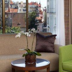 Отель Intercontinental Prague 5* Номер Делюкс фото 4