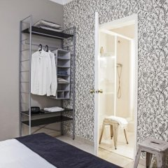 Отель AinB B&B Eixample-Muntaner 2* Стандартный номер с различными типами кроватей фото 5