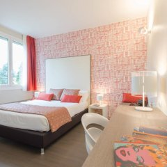 Hotel Tiziano Park & Vita Parcour - Gruppo Minihotel 4* Представительский номер с различными типами кроватей фото 16