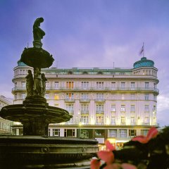 Отель Bristol, a Luxury Collection Hotel, Vienna Австрия, Вена - 3 отзыва об отеле, цены и фото номеров - забронировать отель Bristol, a Luxury Collection Hotel, Vienna онлайн фото 4