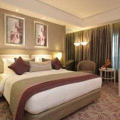 Отель Radisson Hyderabad Hitec City 4* Улучшенный номер с различными типами кроватей