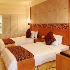 Отель Sanya Jinglilai Resort 5* Стандартный номер с различными типами кроватей фото 4