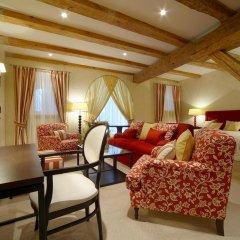 Garden Palace Hotel 4* Люкс повышенной комфортности с разными типами кроватей фото 2