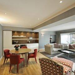 Kastens Hotel Luisenhof 5* Люкс с различными типами кроватей фото 4