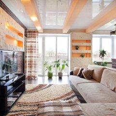 Апартаменты EuApartments в центре города Апартаменты разные типы кроватей фото 10