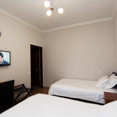 Отель GTM Kapan 3* Стандартный номер с различными типами кроватей фото 5