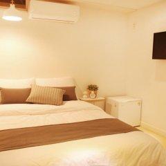 Отель The Mei Haus Hongdae 3* Номер Делюкс с различными типами кроватей фото 5