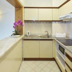 Отель Luna Clube Oceano 3* Апартаменты с различными типами кроватей фото 5