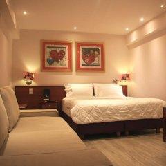 Отель Piraeus Dream 2* Стандартный номер с различными типами кроватей