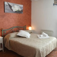 Отель Casale Colle dell' Asino комната для гостей фото 4
