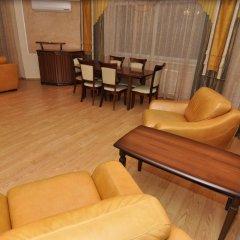 Hotel Lyuks 3* Студия с различными типами кроватей фото 8