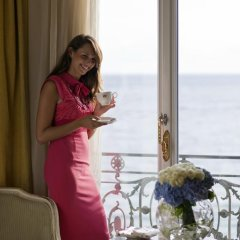 Отель InterContinental Carlton Cannes 5* Стандартный номер с двуспальной кроватью фото 4