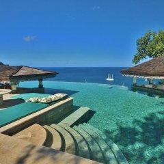 Отель Tropical Hideaway 4* Улучшенные апартаменты с различными типами кроватей фото 2
