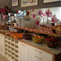 Hotel Villa Maris Римини питание фото 2