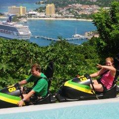 Отель Retreat Drax Hall Country Club Ямайка, Очо-Риос - отзывы, цены и фото номеров - забронировать отель Retreat Drax Hall Country Club онлайн пляж фото 2