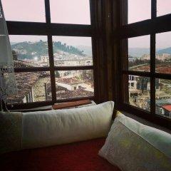 Отель Nonaj House SINCE 1720 Албания, Берат - отзывы, цены и фото номеров - забронировать отель Nonaj House SINCE 1720 онлайн балкон