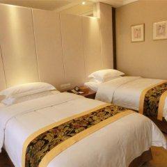 Baiyun Hotel Guangzhou 4* Представительский номер с различными типами кроватей фото 2