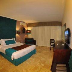 Отель White Rose Kuta Resort, Villas & Spa 4* Номер Делюкс с различными типами кроватей фото 2