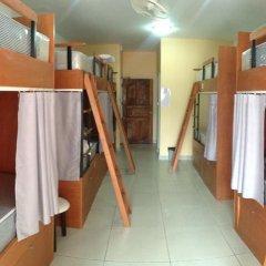 Jomtien Hostel Кровать в общем номере фото 4