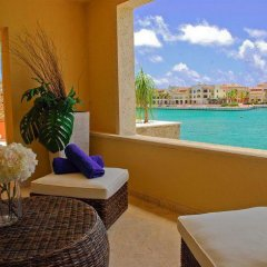 Отель Fishing Lodge Capcana Luxury 4Diamonds балкон
