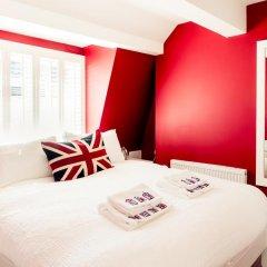Отель The Beach House Великобритания, Кемптаун - отзывы, цены и фото номеров - забронировать отель The Beach House онлайн комната для гостей фото 2