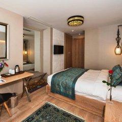 Aybar Hotel 4* Стандартный номер с двуспальной кроватью фото 13