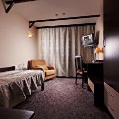 River Park Hotel 3* Стандартный номер с разными типами кроватей фото 10