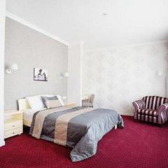 Гостиница Ajur 3* Люкс двуспальная кровать фото 2