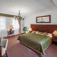 Hotel Residence Agnes 4* Стандартный семейный номер с двуспальной кроватью фото 2
