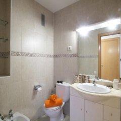 Отель Penthouse Vallespir Испания, Барселона - отзывы, цены и фото номеров - забронировать отель Penthouse Vallespir онлайн ванная