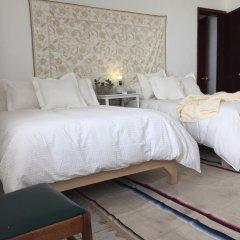 Отель Casa Canario Bed & Breakfast 2* Улучшенный семейный номер с двуспальной кроватью фото 20