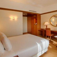 Отель NH Roma Villa Carpegna 4* Улучшенный номер с различными типами кроватей фото 4